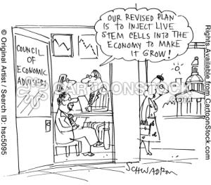 STEM Cell Economy Humor