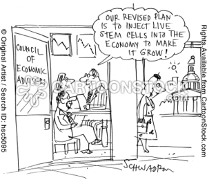 STEM Cell Economy Humor